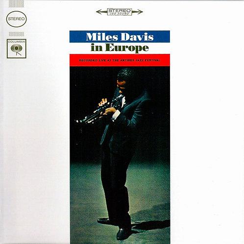 MILES DAVIS CD Miles Davis In Europe
