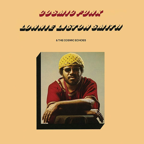 LONNIE LISTON SMITH LP Cosmic Funk (Gold Coloured Vinyl)