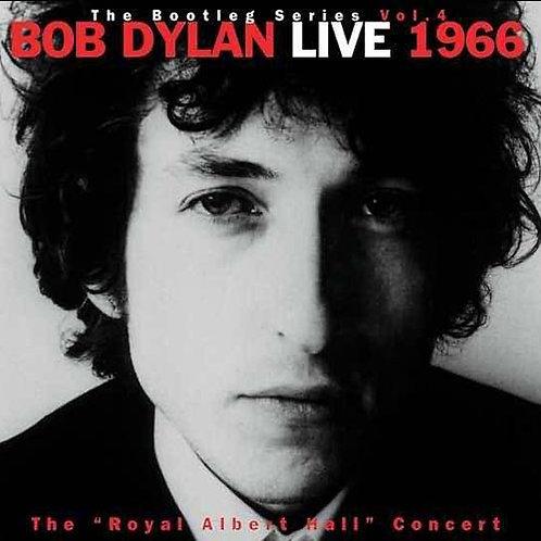 """BOB DYLAN 2xCD Live 1966 (The """"Royal Albert Hall"""" Concert) The Bootleg Series 4"""