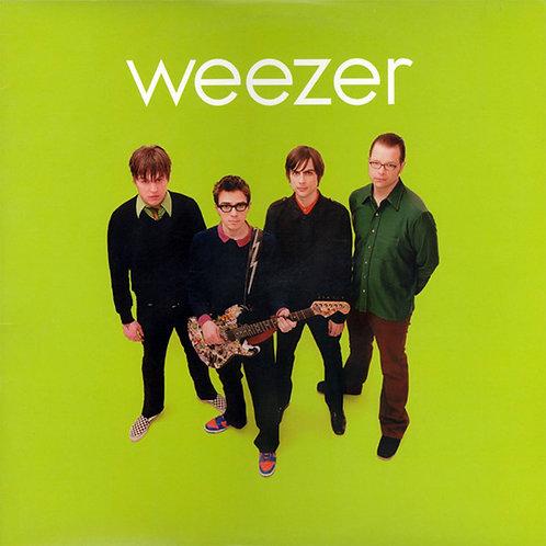 WEEZER LP Green Album