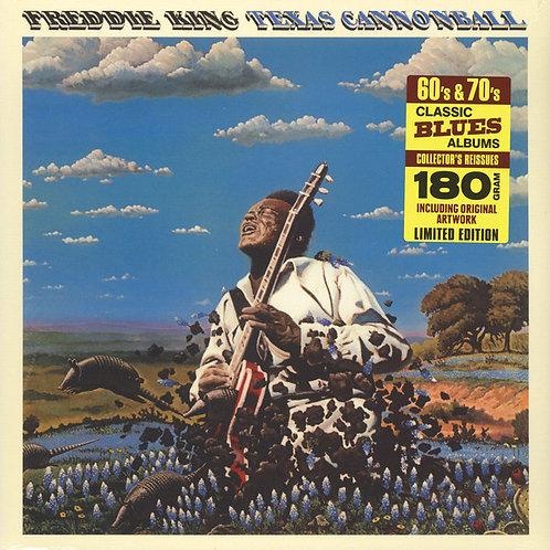 FREDDIE KING LP Texas Cannonball
