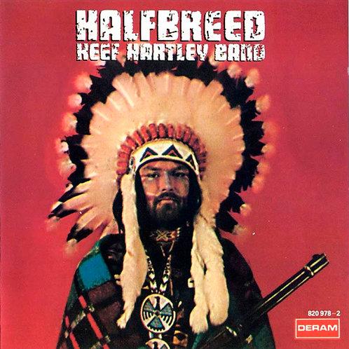 KEEF HARTLEY BAND CD Halfbreed