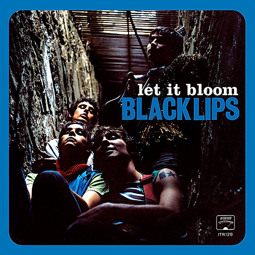 BLACK LIPS CD Let It Bloom