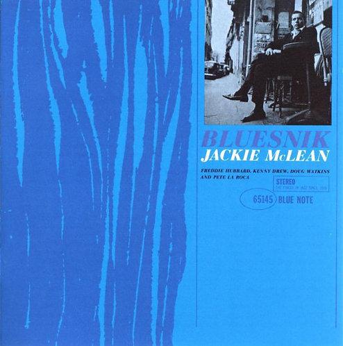 JACKIE McLEAN CD Bluesnik ( RVG Edition)