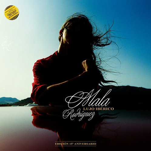 LA MALA RODRIGUEZ LP Lujo Ibérico (Ed. 15º Aniversario) Coloured Vinyl