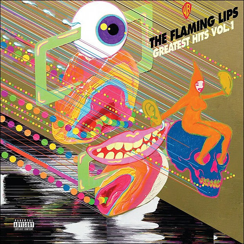 FLAMING LIPS LP Greatest Hits Vol. 1