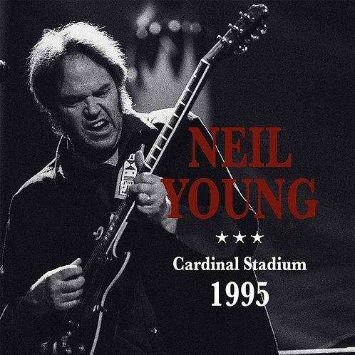 NEIL YOUNG 2xLP Cardinal Stadium 1995