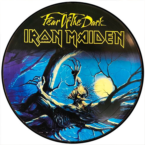 IRON MAIDEN LP Fear Of The Dark (Picture Disc)