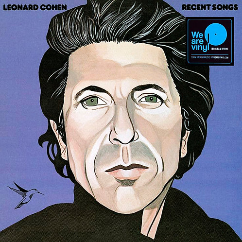 LEONARD COHEN LP Recent Songs