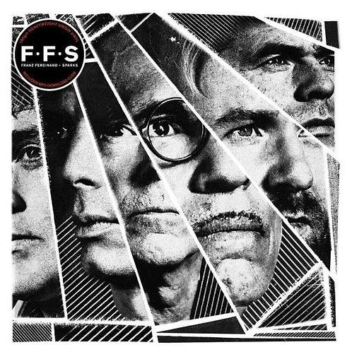 FRANZ FERDINAND + SPARKS 2xLP F.F.S