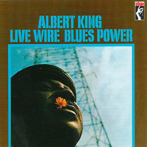 ALBERT KING CD Live Wire / Blues Power