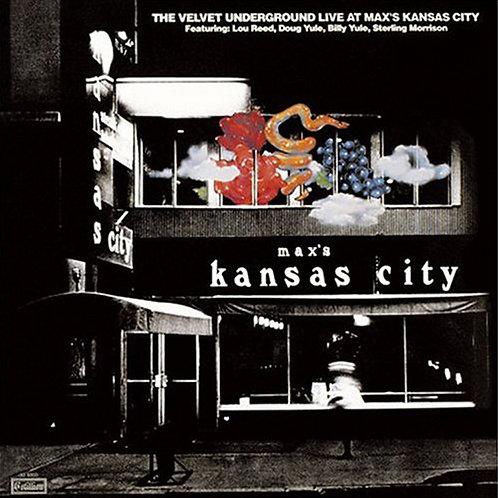 VELVET UNDERGROUND 2xCD Live At Max's Kansas City