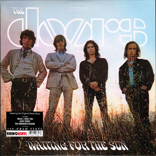 THE DOORS LP Waiting For The Sun (180 Gram)