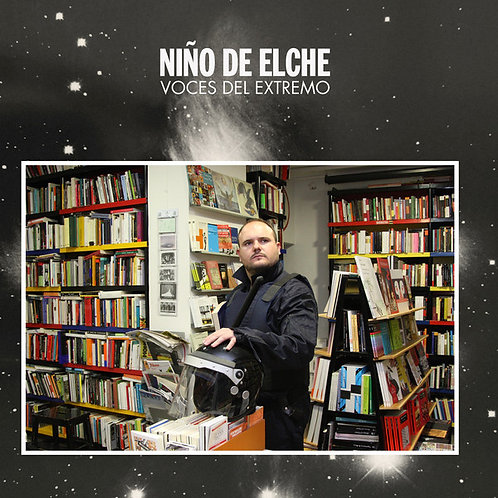 NIÑO DE ELCHE 2xLP Voces Del Extremo (Red Coloured Vinyl)