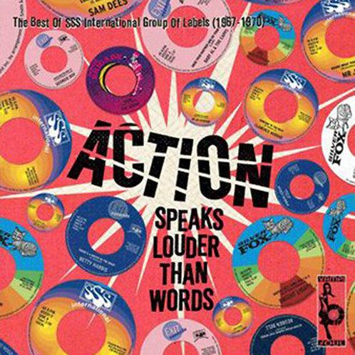 VARIOUS CD Actions Speak Louder Than Words