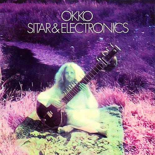 OKKO LP Sitar & Electronics