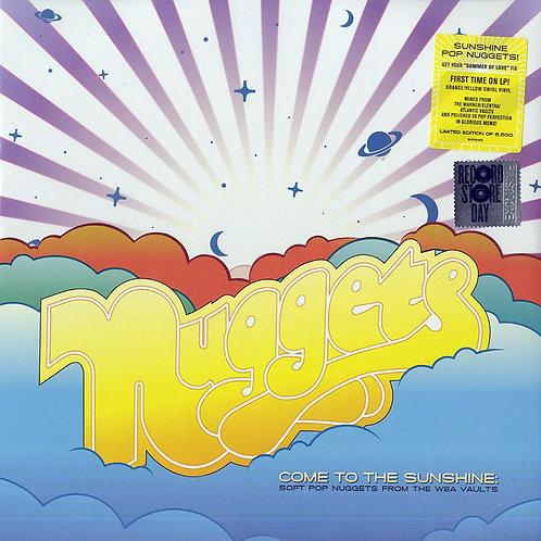 VARIOUS 2xLP Come to the Sunshine: Soft Pop Nuggets (Coloured Vinyl RSD 2017)