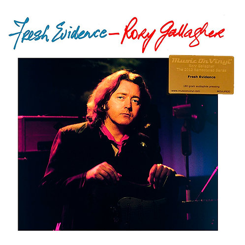 RORY GALLAGHER LP Fresh Evidence (Remastered)