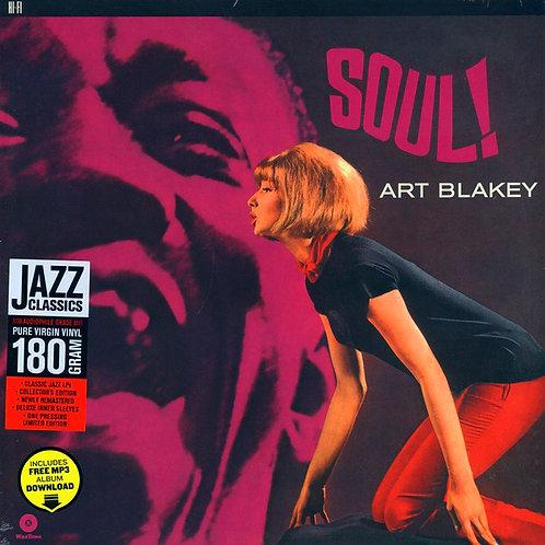 ART BLAKEY LP Soul! (180 gram)