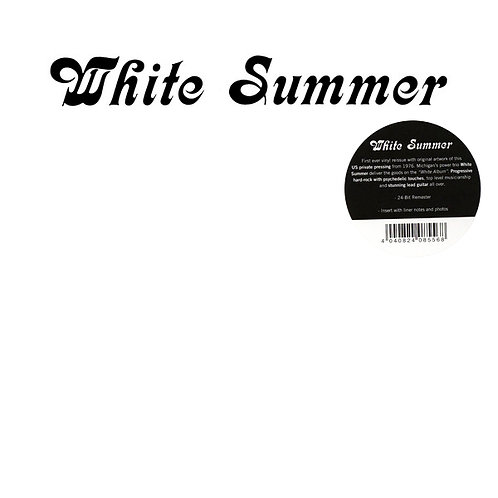 WHITE SUMMER LP White Summer