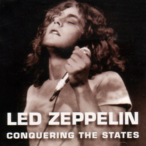 LED ZEPPELIN CD Conquering The States