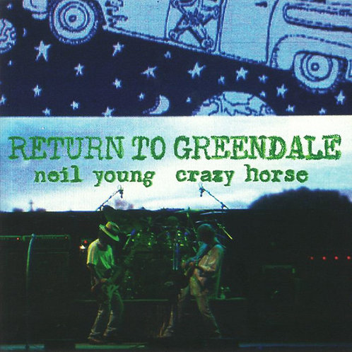 NEIL YOUNG 2xLP Return To Greendale
