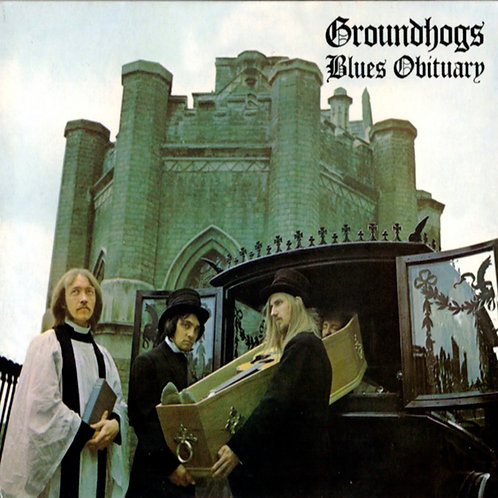 GROUNDHOGS CD Blues Obituary (Digipack)