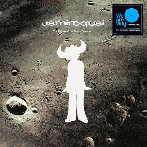 JAMIROQUAI 2xLP The Return Of The Space Cowboy