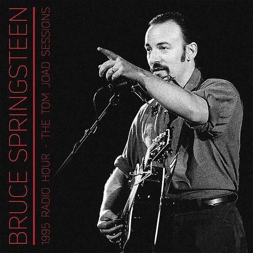 BRUCE SPRINGSTEEN 2xLP Bruce Springsteen 1995 Radio Hour The Tom Joad Sessions