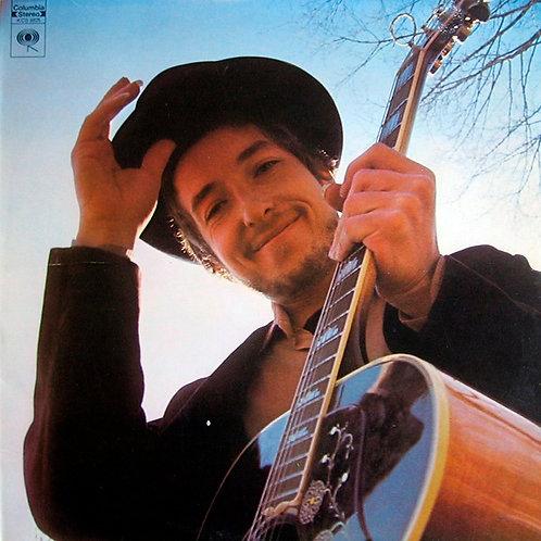 BOB DYLAN LP Nashville Skyline