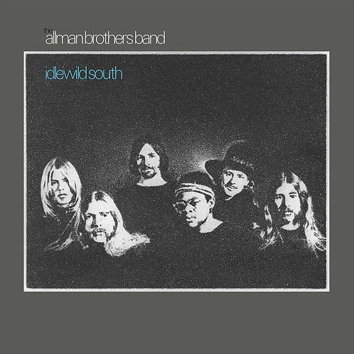 ALLMAN BROTHERS BAND LP Idlewild South