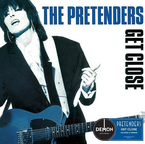 PRETENDERS LP Get Close