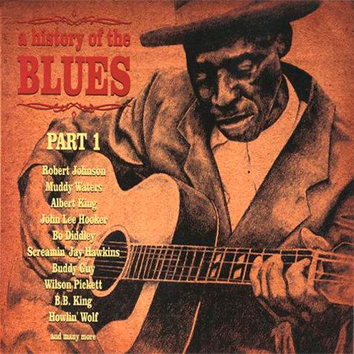 VARIOS - 2CD A History Of The Blues Part 1