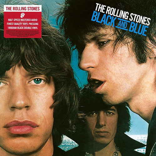 ROLLING STONES LP Black And Blue (Half-Speed Mastered Audio)