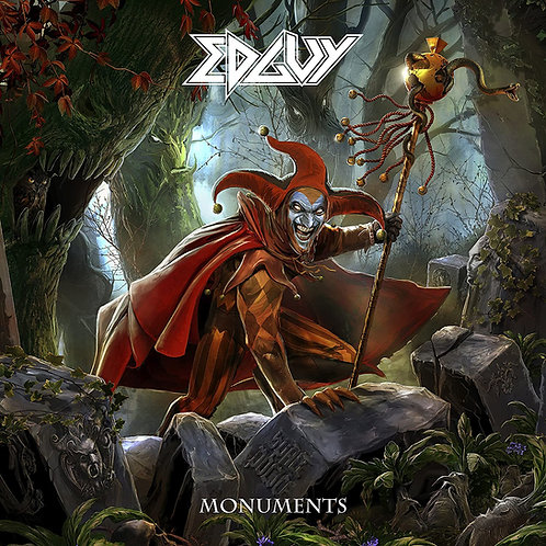 EDGUY BOX SET 4xLP Monuments