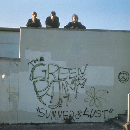THE GREEN PAJAMAS LP Summer Of Lust