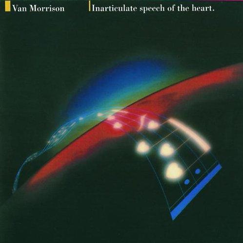 VAN MORRISON CD Inarticulate Speech Of The Heart