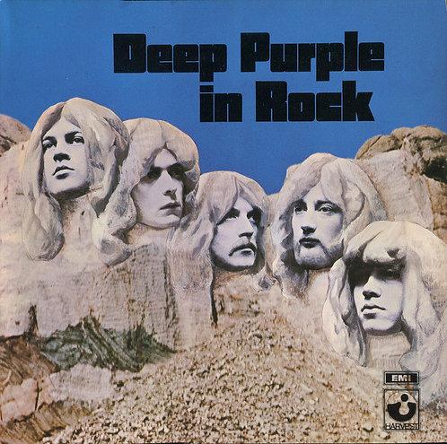 DEEP PURPLE LP In Rock (Gatefold)