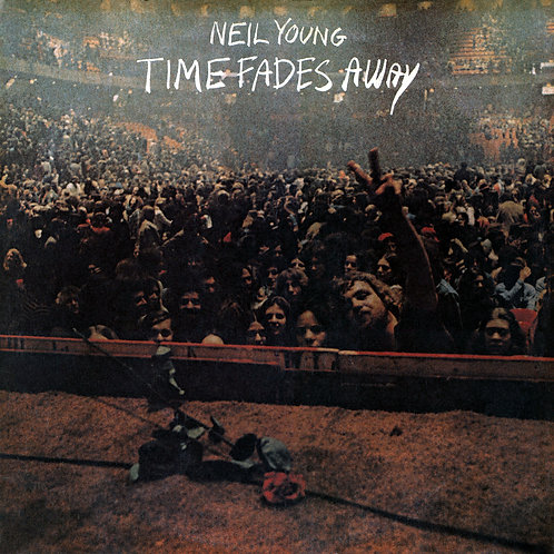 NEIL YOUNG LP Time Fades Away