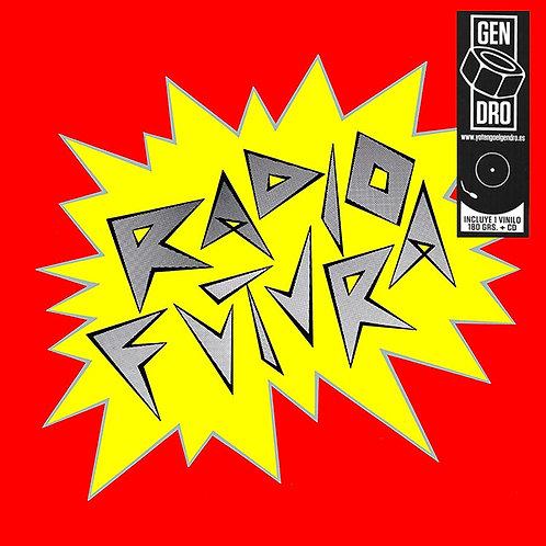 RADIO FUTURA LP+CD Radio Futura