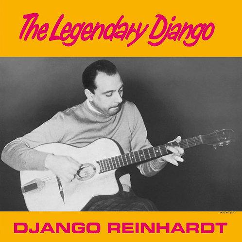 DJANGO REINHARDT LP The Legendary Django