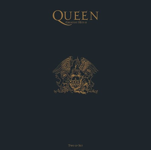 QUEEN 2xLP Greatest HitsII