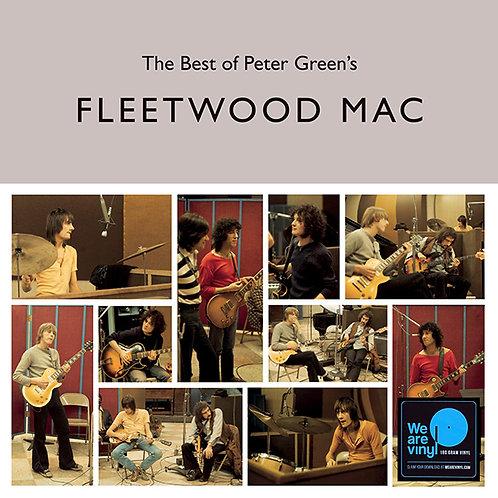 FLEETWOOD MAC 2xLP The Best Of Peter Green's Fleetwood Mac
