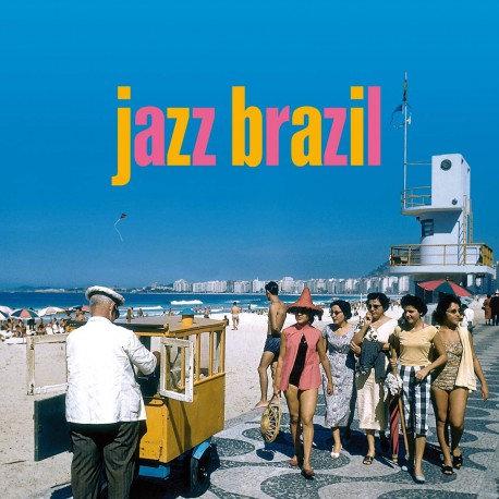 VARIOS LP Jazz Brazil