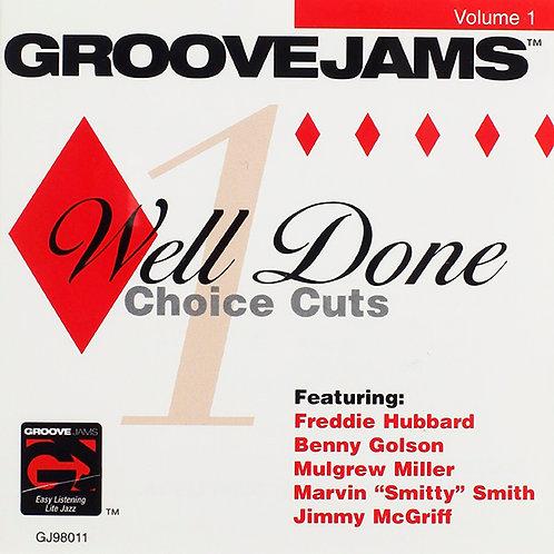 VARIOS CD Well Done Choice Cuts Vol. 1