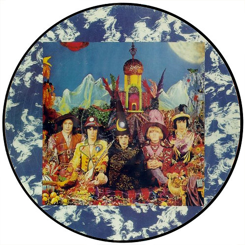 ROLLING STONES LP Their Satanic Majesties Request (Picture Disc)