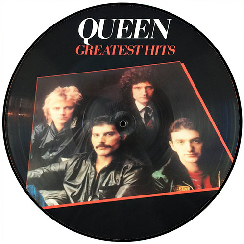 QUEEN LP Greatest Hits (Picture Disc)