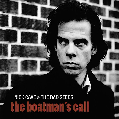 NICK CAVE LP The Boatman's Call (Red Coloured Vinyl)