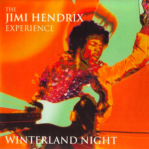 JIMI HENDRIX 2xCD Winterland Night (Numbered Limited Edition)