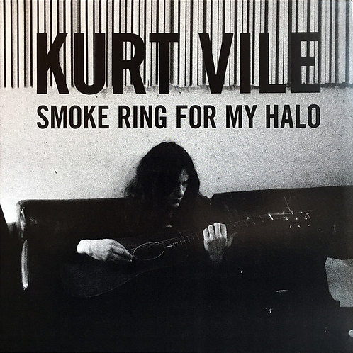 KURT VILE LP Smoke Ring For My Halo